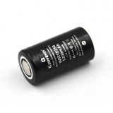 1Pcs Keeppower 18350 Battery IMR18350 10A Discharge 1200mAh UH1835P Unprotected Rechargeable Li-ion Battery for All Astrolux 18350 Flashlights