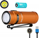 MANY COLORS ! Olight S1R Baton II 1000 Lumens CW  with Battery, SKYBEN Battery Box Inculded