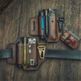 Waist-mounted Retro EDC Tactical Survival Tool Set